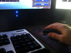 Computer Gaming Mouse and Keyboard