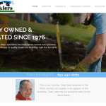 New WordPress Site for Hastings-based Sprinkler Company