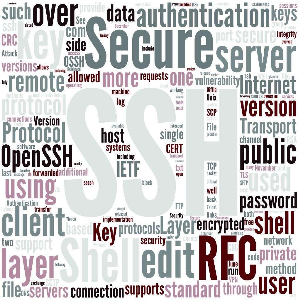 SSH / FTP Connection Basics + Tips & Tricks